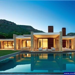modern ev fotoğrafı