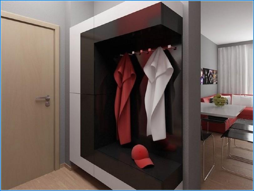 Современный дизайн маленьких квартир
