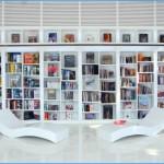 evde kitaplık modeli