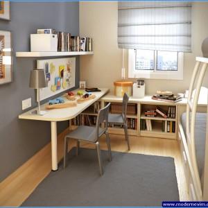 güzel çalışma odası tasarımı