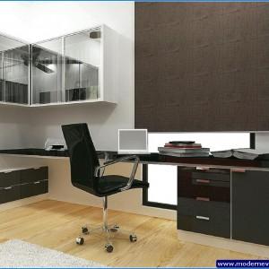lüks çalışma odası tasarımı