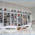 modern kitaplık