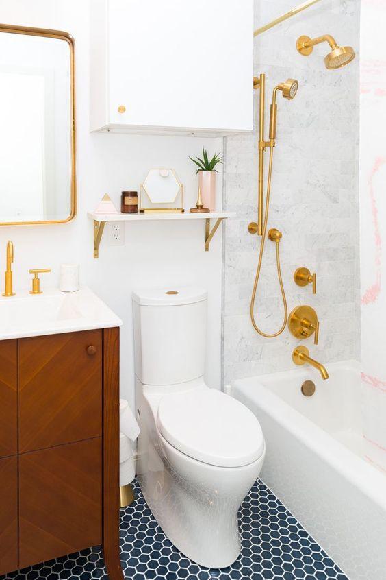 küçük banyo dekorasyonu (3)