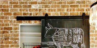 sürgülü kapı dekorasyon fikirleri (2)