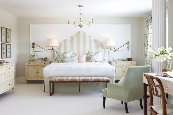 yeni geleneksel yatak odası