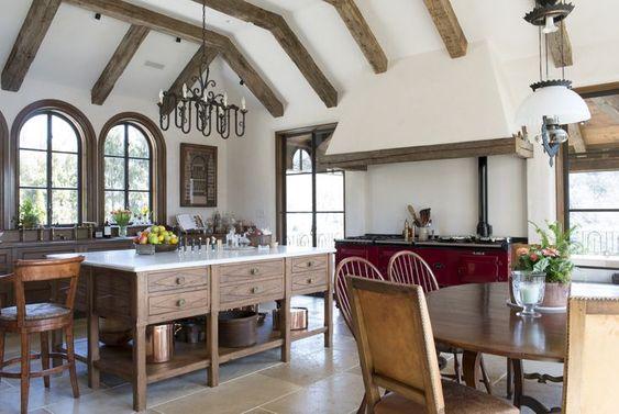 ispanyol tarzı mutfak dekorasyonu (3)