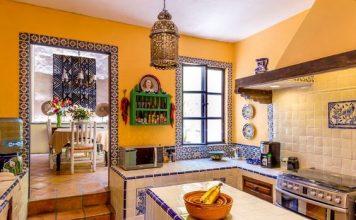 ispanyol tarzı mutfak dekorasyonu