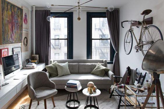 küçük oturma odası dekorasyonu (3)