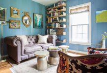 küçük oturma odası dekorasyonu (5)