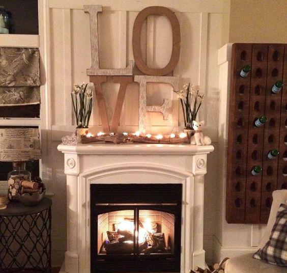 kış ev dekorasyonu