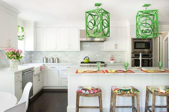 renkli mutfak dekorasyonu (2)