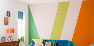 renkli oturma odası dekorasyonu (2)